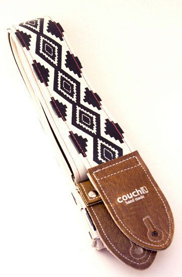 Native American Guitar Strap  Limited Edition by couchguitarstraps, $44.95