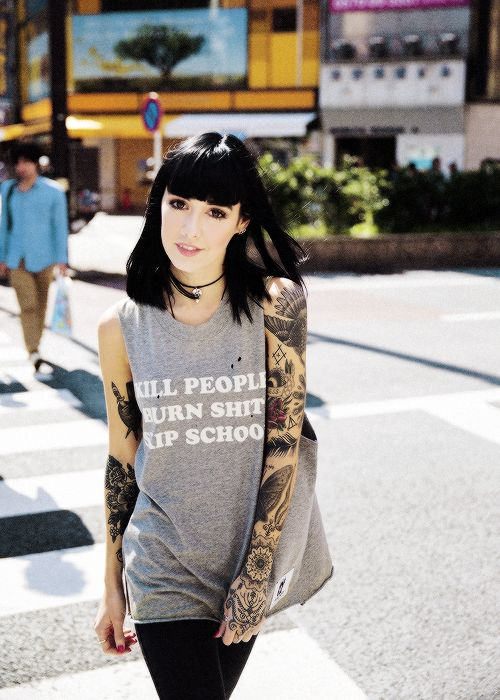 Hannah Snowdon (Sykes) is literally my goals like wow