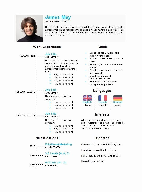 Curriculum Vitae Template Word Best Of Timeline Cv Template In Microsoft Word How To Wr Cv Template Downloadable Resume Template Microsoft Word Resume Template