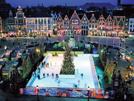 57b8a1656a17d6a9770ddfaa29c7755a  belgium bruges christmas lights - TOP 10 BEST DUTCH CHRISTMAS MARKETS IN THE NETHERLANDS