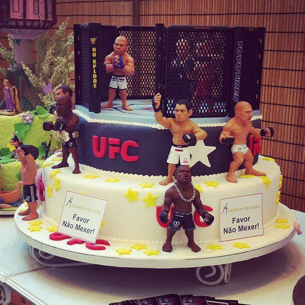 88 Best UFC--boxing… Party Images On Pinterest