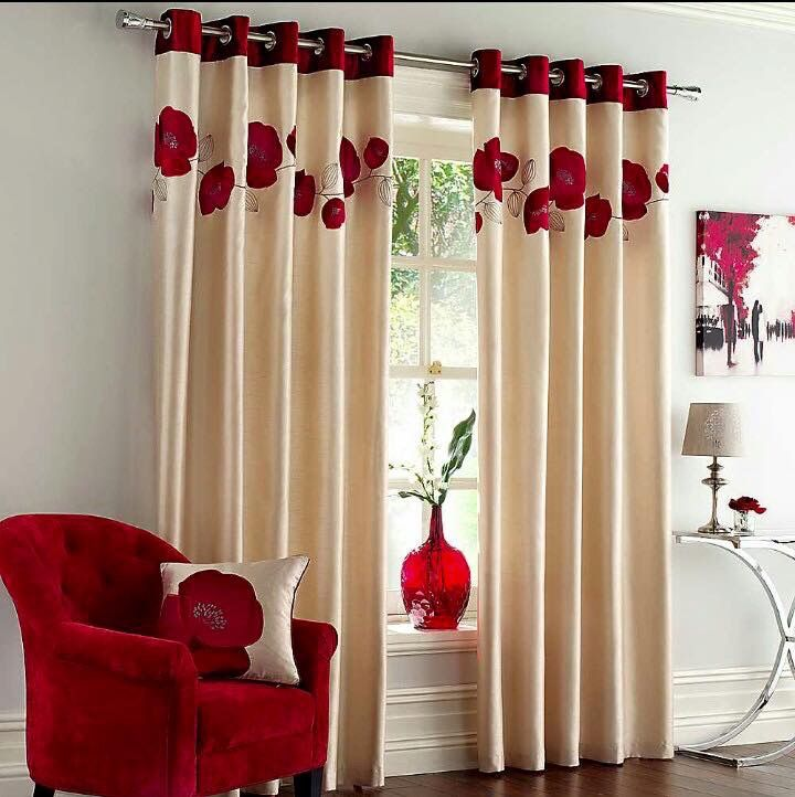 26 best curtains images on Pinterest Curtain designs Living