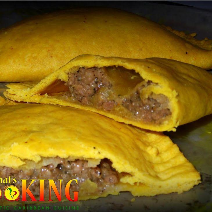 jamaican patties  recipe in 2020  chicken patty recipes