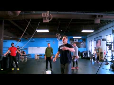 "CrossFit - ""Efficiency Tips: Muscle-ups"" with Chris Spealler (no false grip)"