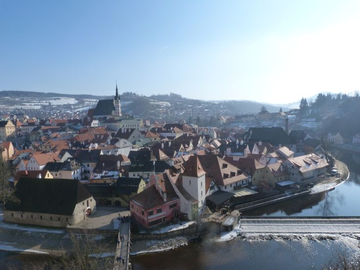 Český Krumlov is a picturesque small town in southern Bohemia with a beautifully restored historic center with Renaissance, Gothic and Baroque architecture which has been a UNESCO World Heritage Site since 1992.