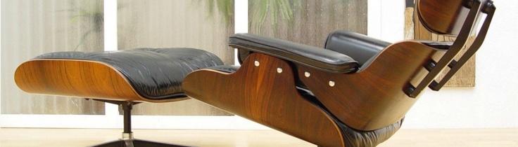 Le Lounge Chair des Eames, une vraie perle de design et de confort !
