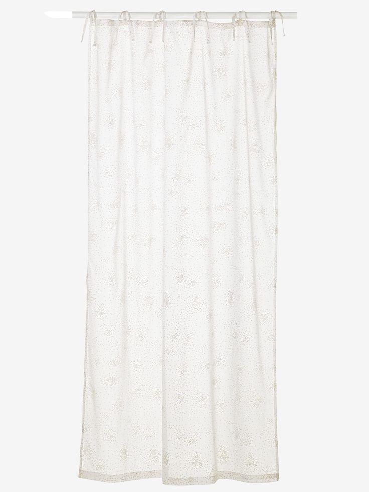 Stern-Teppich, Baumwolle von Vertbaudet in hellgrau - Nur € 2,95 Versand! Dekoration, Aufbewahrung jetzt bei Vertbaudet bestellen!