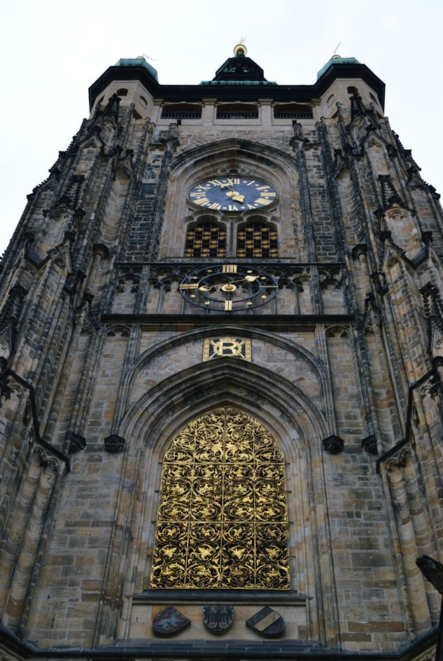 St. Vitus Cathedral #Prague