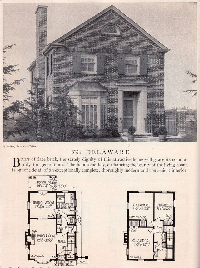 Vintage Farmhouse Plans 896 best historic floor plans images on pinterest | vintage houses
