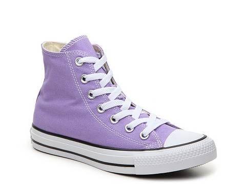 converse hi top purple