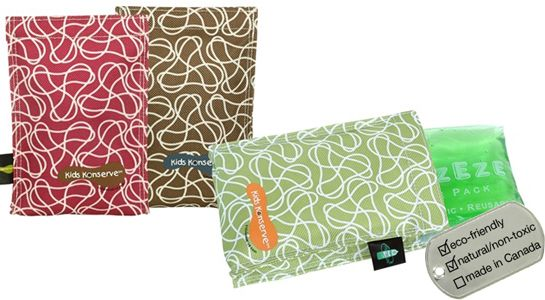 Non-Toxic Ice Packs for Lunch Boxes
