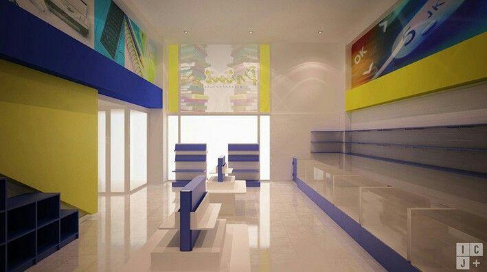 #visualization #3d #archviz #arquitectura #architecture #render #rendering #3dsmax #vray #photoshop #infoarquitectura #instarender #archilovers #details #design #graphic #ideas #archdaily #architecturedrawing #retail #tienda #diseñointerior #stationaryshop #papeleria #Gelves #Sevilla #loggia3d