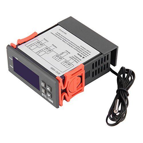 Graspwind Temperature Controller All-Purpose Digital