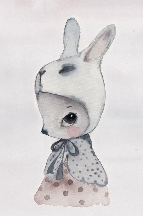 Mrs Mighetto   Children's Illustration