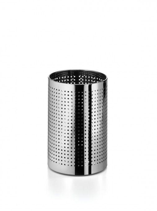 #Lineabeta #Basket #Mülleimer 5349.29 | #Modern #Edelstahl | im Angebot auf #bad39.de 86 Euro/Stk. | #Italien #Bad #Accessoires #Badezimmer #Einrichtung #Ideen #Gadgets