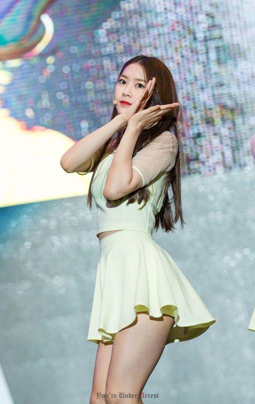 151031 asia youth kpop festival © 찰캉찰캉   do not edit. #oh my girl#jiho#151031#p: fantaken#e: concert#f: you're under arrest