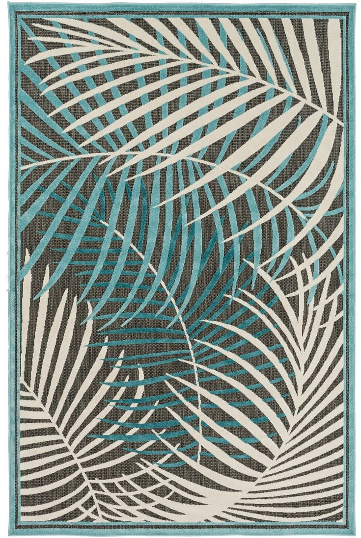 Classic Tropical Influence And Impeccable Design Blend Together To Create  These Striking Rugs With Layers Upon