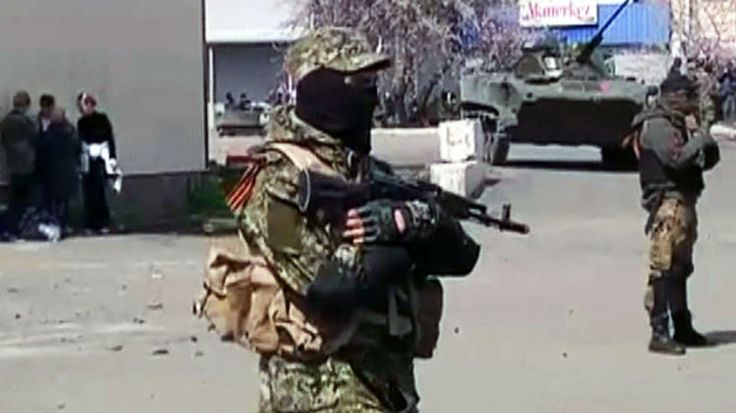 Russian economy hit by Ukraine turmoil - Yahoo News