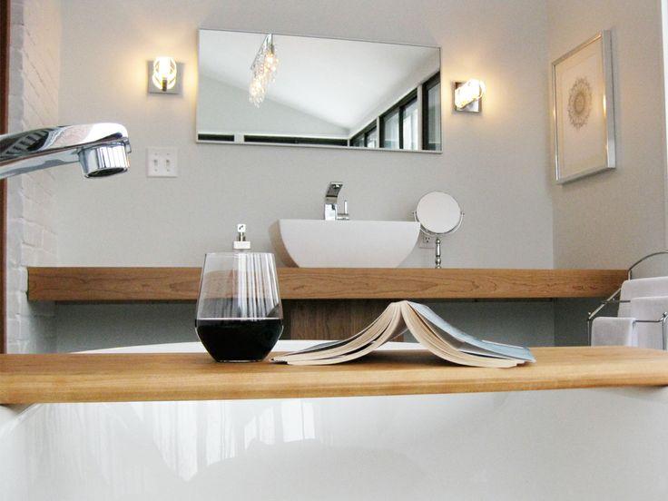 7 best Bathtub Caddy images on Pinterest   Soaking tubs, Bathroom ...