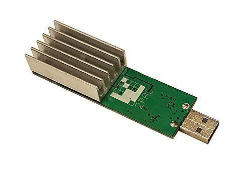 Rev 2 GekkoScience 2-Pac Compac USB Stick Bitcoin Miner 15gh/s+ (BM1384x2) #GEKKOSCIENCE