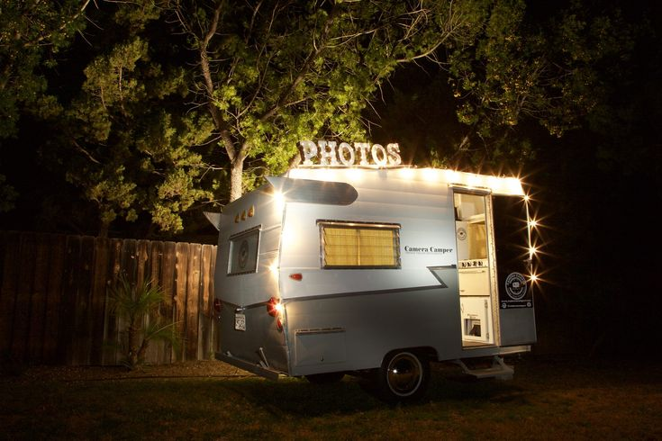 Camera Camper the coolest retro trailer photo booth yet!  http://www.sandiegowedding.com/blog/camera-camper-the-coolest-retro-trailer-photo-booth-yet/2016/7/8
