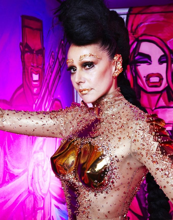 """The documentary """"@Bartschland"""" traces the singular life and myriad reinventions of New York City nightlife icon Susanne Bartsch."""