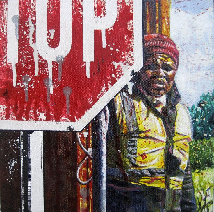 """The Single Mom"" by Vernon Fourie 