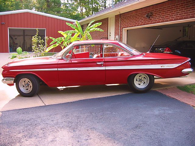 1961 Chevrolet Impala..Re-pin Brought  to you by #HouseofInsurance for #AutoInsurance #EugeneOregon
