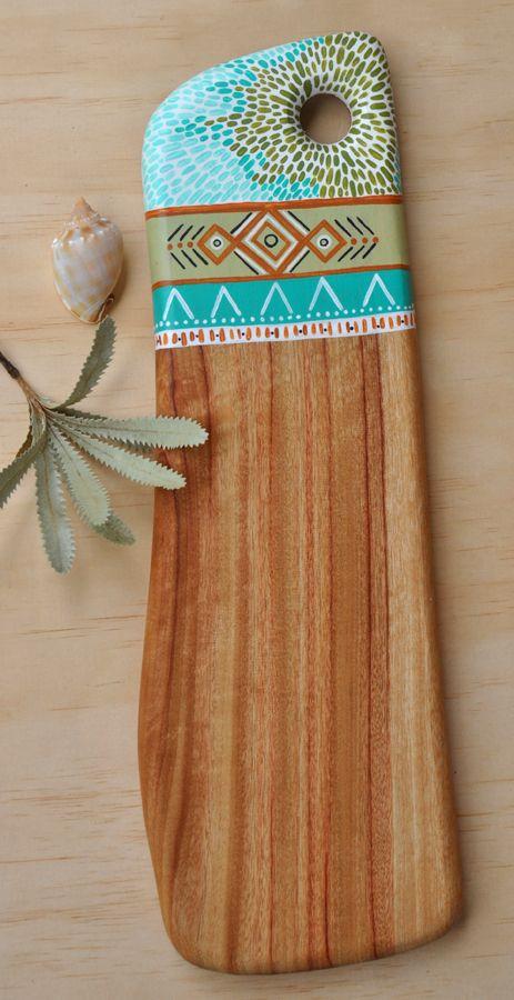 Salt Breeze | handcrafted reclaimed campha cheeseboard