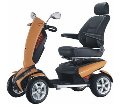Heartway Medical Products S12 Vita Power Scooter