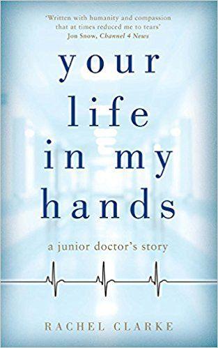 KRILLE - your life in my hands, a junior doctors story - bog - ca. 100 kr