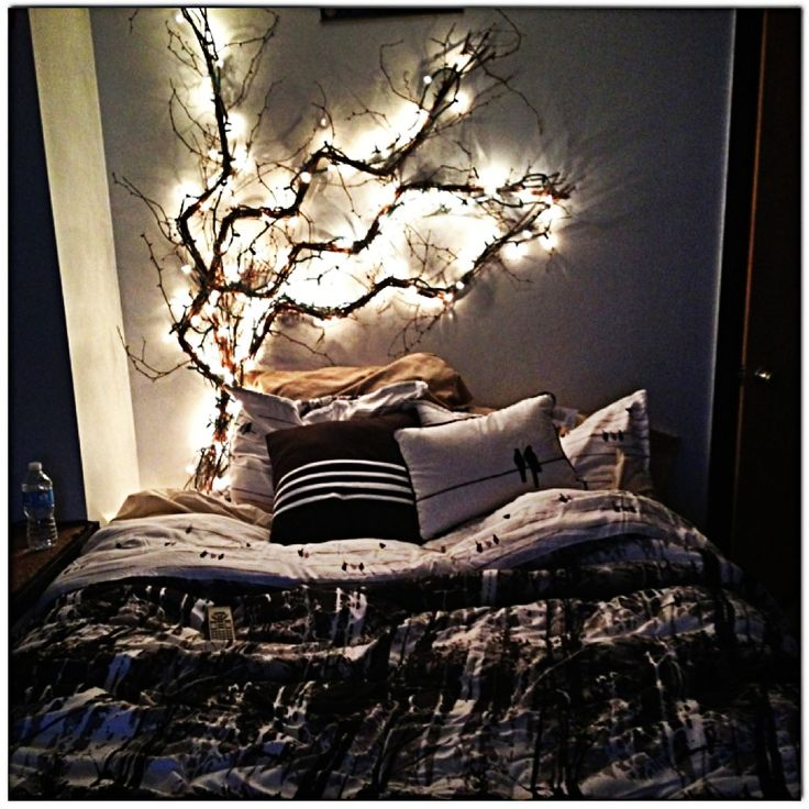 Enchanted forest room #diy #peaceful #tree #room