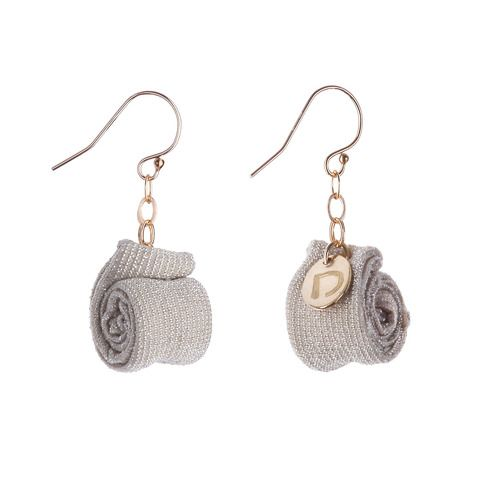 https://www.cityblis.com/7068/item/5744  Fragile freezia earring - $27 by DORIDEA  The Fragile freezia pieces are the most gentle pieces of the DORIDEA 2013SS collection. The small sparkling rolls will brighten in your ears by wearing them.  Also a little playfullness is hidden in the details just to give you a unique touch of the 14k gold-filled DORIDEA pendant. It is a basic pi...