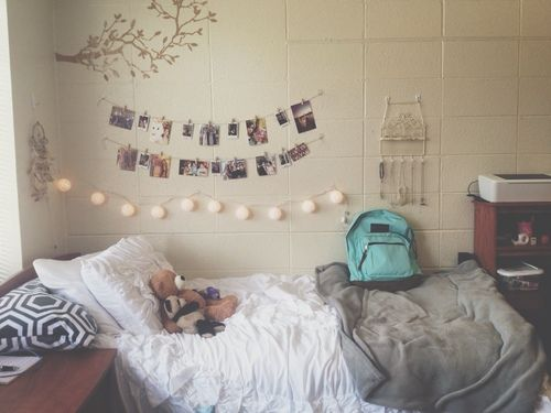 I wish my dorm room was like this!