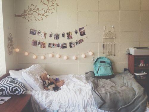 I wish my dorm room was like this!