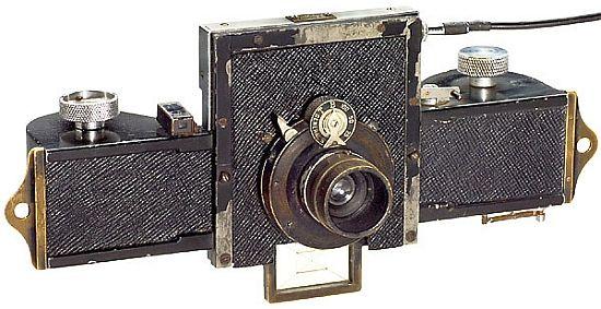 Seznam Brzy 35mm fotoaparáty, od roku 1914 do 1932 pag.2