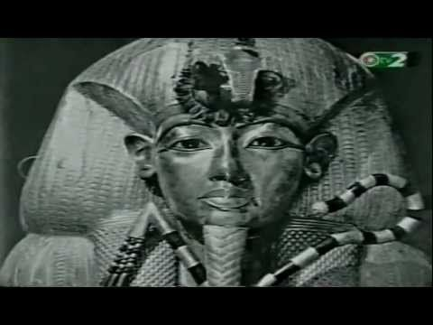 Tutanhamon sírfeltárása - YouTube