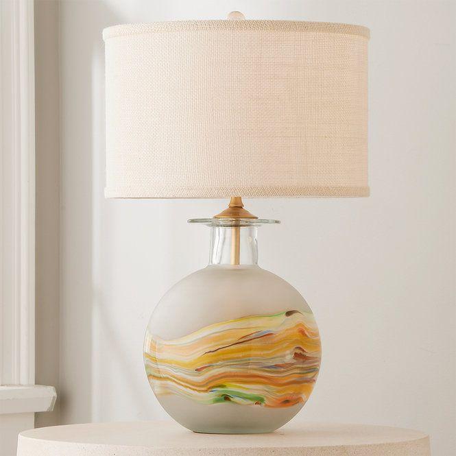 Hard Candy Beaker Table Lamp Lamp Table Lamp Glass Globe Pendant Light