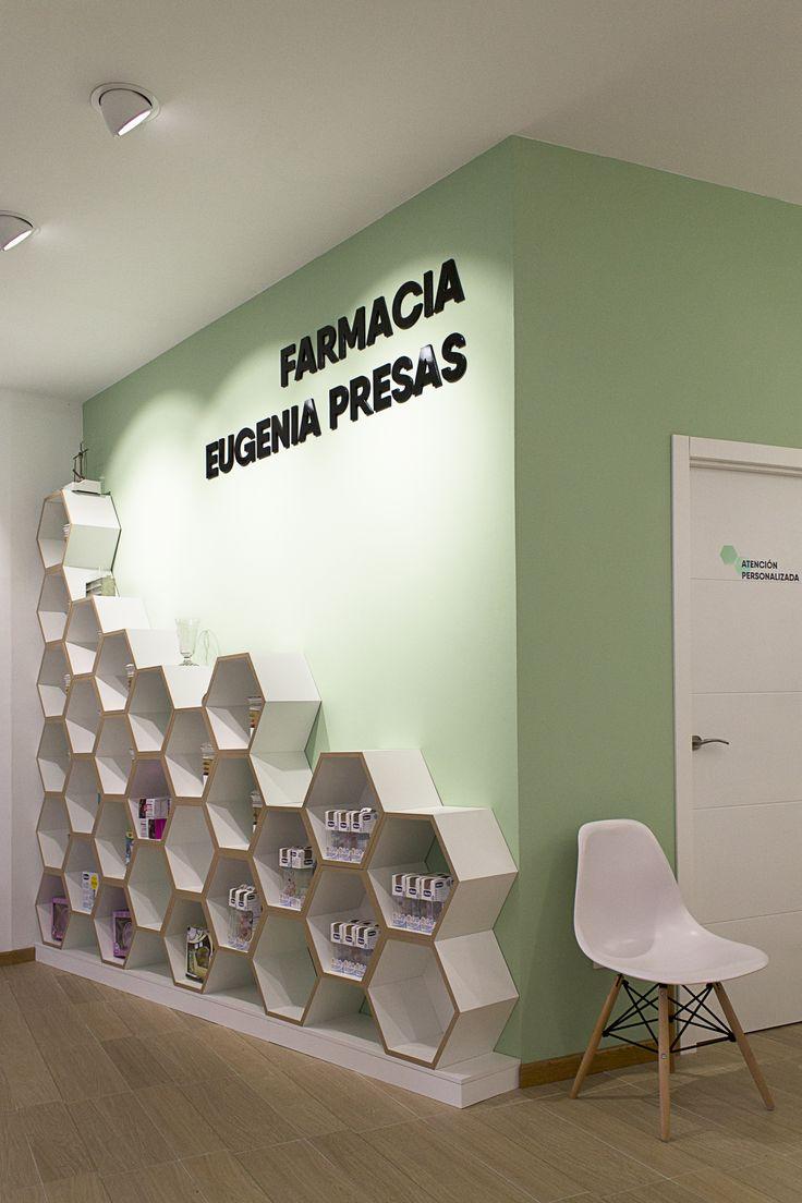 FARMACIA EUGENIA PRESAS – La I design