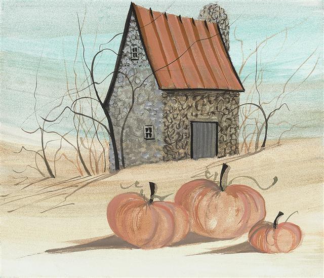 P. Buckley Moss, Artist