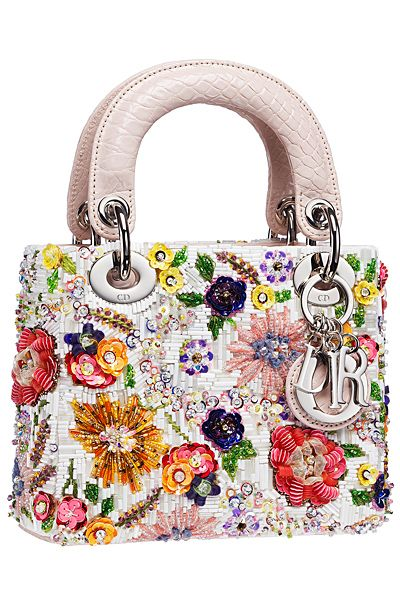 Provocative Woman: Christian Dior - Spring, Summer 2013 Lady Dior Handbags