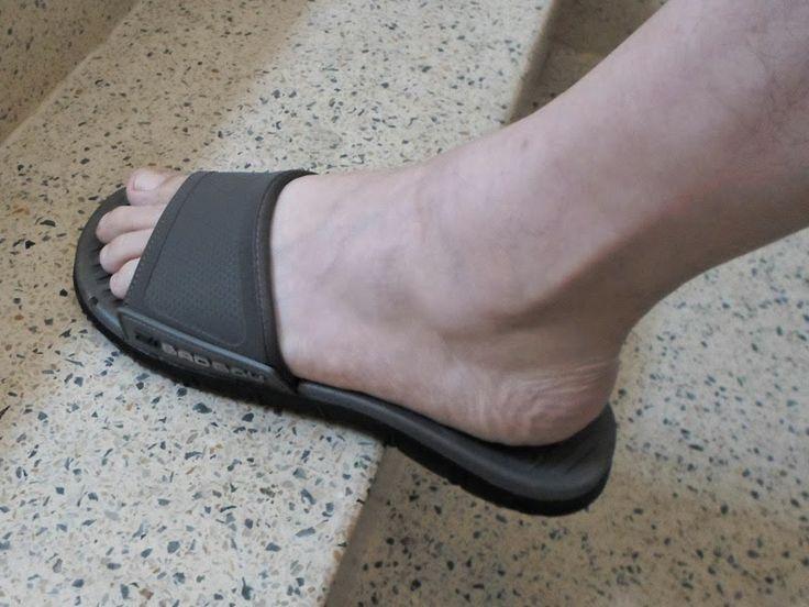 Chinelos e Sandálias para Homens: BAD BOY EXTREME - Um chinelo que vale quanto pesa