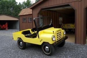 1960 Crofton Bug Similar to Crosley Farm-O-Road Jeep Style Microcar Photo