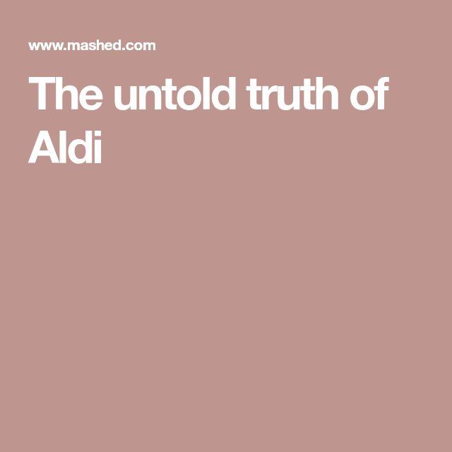 Die besten 25+ Aldi s Ideen auf Pinterest Aldi lebensmittel - aldi k chenmaschine testbericht