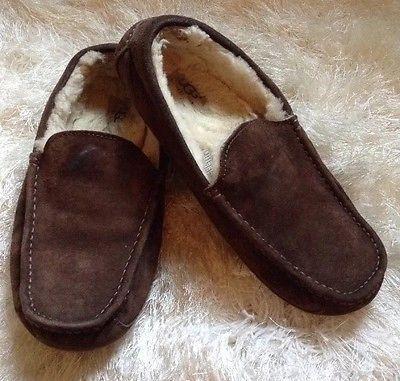 Ugg Men's Brown Loafers Sz 9 / C