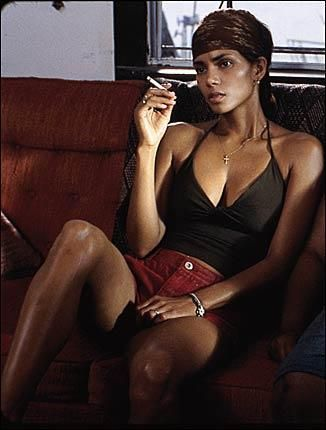 Halle Berry as Leticia Musgrove in Monster's Ball