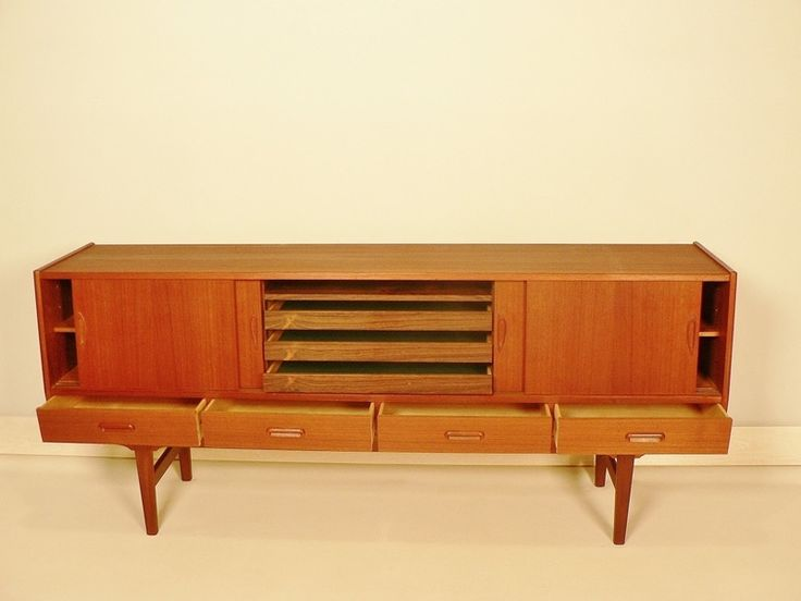 Les 193 meilleures images propos de vintage se meubler - Enfilade design scandinave ...