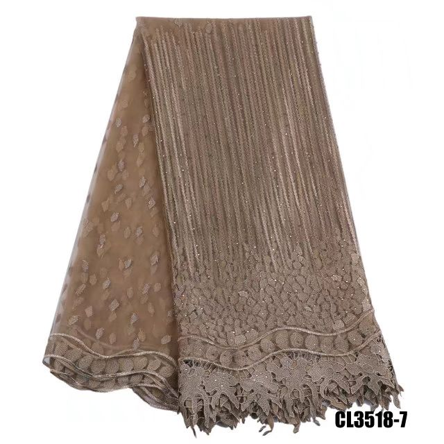 72b5dc4b92753 Luxury Africa French Net Lace Fabric with Beads popular special ...