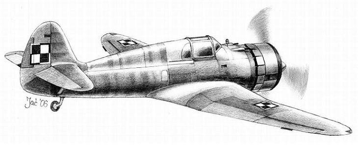 PZL P-50 Jastrząb