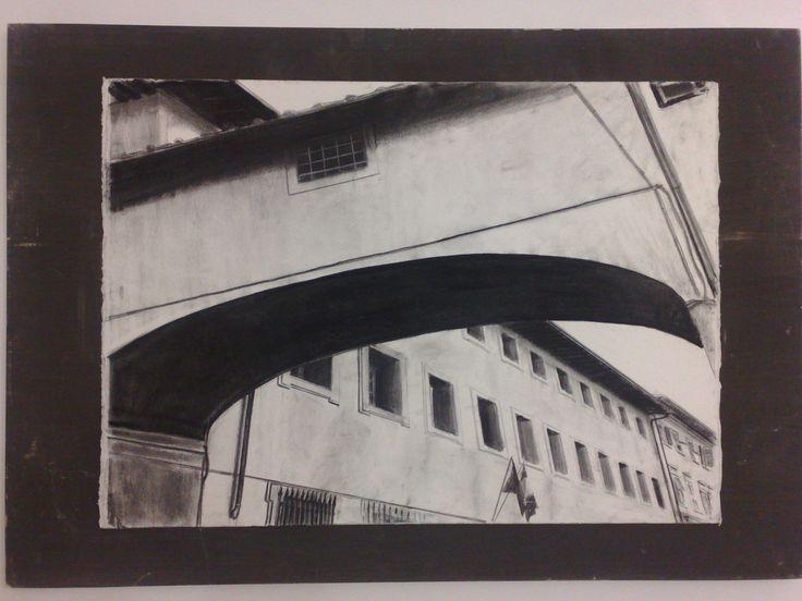 carboncino, grafite, charcoal
